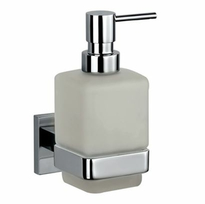 Jaquar kubix prime soap dispenser akp chr 35735p for Jaquar bathroom accessories online