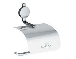 Benelave Neo Toilet Paper Holder - Blacp41123