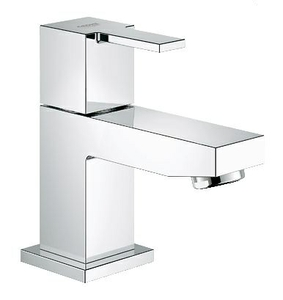 Grohe Baumetric Pillar Cock Bathroom Faucet - 20380000