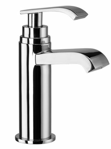 Cera Tiara Pillar Tap Bathroom Faucet - Cs 1001