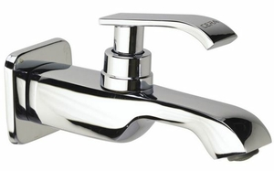 Cera Opal Bib Cock Bathroom Faucet - Cs 604