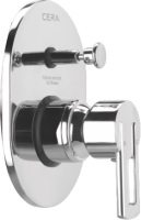 Cera Topaz Diverter Bathroom Faucet Set - F1007711