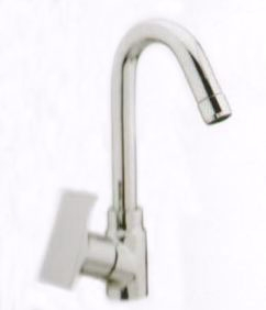 Max Sia 3/4 Swan Neck Bathroom Faucet