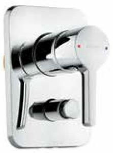 Buy Kohler Viteo Recessed Bath And Shower Trim - K-5696IN-4FP-CP ...