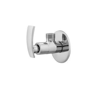 Kerro Angle Cock Faucet (Material Brass Finishing Chrome) - Cu 04