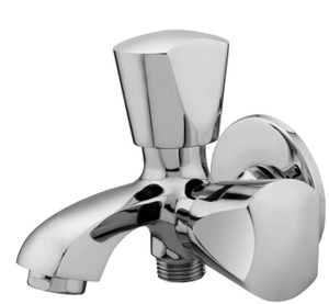 Kerro Two Way Bib Cock Faucet - St 11