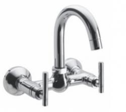 Cera Dew Sink Mixer Wall Mounted - Cq 319