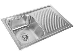 Buy Neelkanth Pearl Single Bowl Kitchen Sink NK SBSD22 M Online in ...