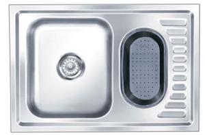 Buy Nirali Fantasy 765 x 510 mm Size Satin Finish Kitchen Sink ...