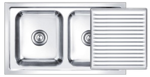 Buy nirali super slider 340x400x241mm bowl size glossy finish nirali super slider 340x400x241mm bowl size glossy finish kitchen sink workwithnaturefo