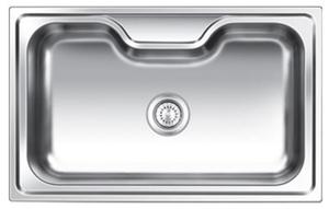 Buy Nirali Eureka Delux Big 820 x 510 mm Size Glossy Finish Kitchen ...