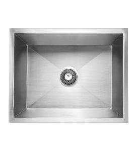 buy carysil quadro classic matt stainless steel kitchen sink 21x18x8