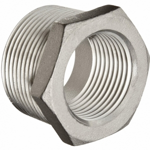 Lintas 3/4 Inch Stainless Steel Hex Reducer Bush