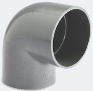 Prince Elbow Hy * Pipe Fitting Injection Moulded Size - 180