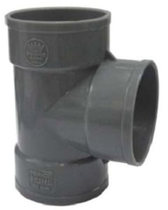 Prince Tee Prestige Pipe Fitting Injection Moulded Size - 50