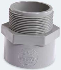 Prince M T A Pipe Fitting Injection Moulded Size - 75