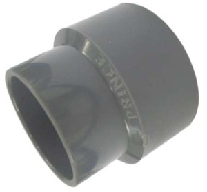 Prince Reducer Pipe Fitting Injection Moulded Size - 20x20