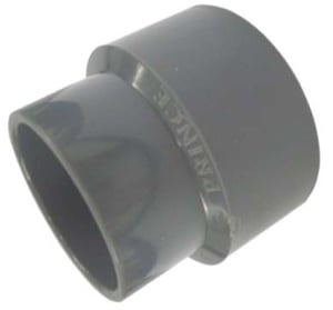 Prince Reducer Pipe Fitting Injection Moulded Size - 75x50
