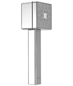 Cera Telephonic Square Shape Hand Shower  Ch 402