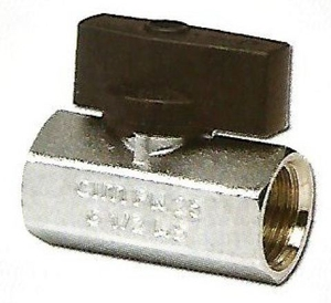 Cimberio 8 Mm Forged Brass Ball Valve Cim 011