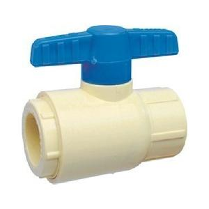 Jindal 15 Mm Two Piece Ball Valve