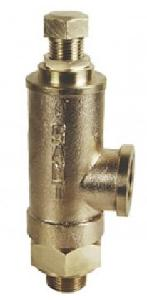 Sant 25 Mm Bronze Relief Valve Ibr-22