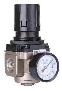 Spac 1/4 Inch Bsp Air Regulator Ar2000-02
