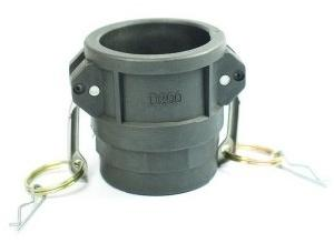 Source One Pp - D - 100 1 Inch Npt Camlock Coupling D Type