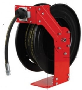 Groz 15 Mtr Low Pressure Air/Water Hose Reel Hr/Aw/15m/3-8/B