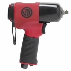 Chicago Pneumatic Cp8222p (Square Drive 3/8 Inch Speed 11500 Rpm) Heavy Duty Impact Wrench.