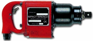 Chicago Pneumatic T022578 (Air Inlet 1/2 Length 318mm) Heavy Duty Impact Wrench.