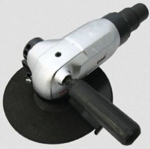 Unoair Angle Grinder (Free Speed 10900 Rpm) Ag-44g