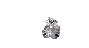 Techno 3 Way Ball Valve 1 Inch