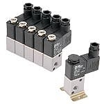 Seco 1/4 Inch 2/2 Way Direct Acting Solenoid Valve 2-Dsv-1-10