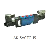 Akari 1/2 Inch Small Coil Type Single Solenoid Valve Ak-Svctc-15