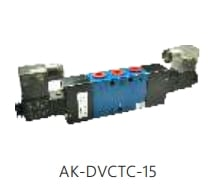 Akari 1/2 Inch Small Coil Type Single Solenoid Valve Ak-Dvctc-15