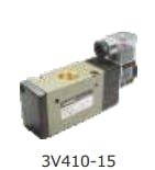 Akari 1/2 Inch 3/2 Way Single Solenoid Valve 3v-410-15