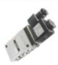 Akari 1/2 Inch 5/2 Way Festo Type Single Solenoid Valve F52104