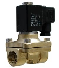 Akari 3/8 Inch 2/2 Way Direct Acting Solenoid Valve 2w040-10 Din