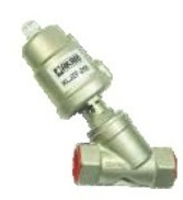 Akari 1/2 Inch Single Acting Y Type Angle Valve Kljzf-15s
