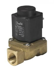 Danfoss Servo-Operated 2/2-Way Solenoid Valves For Steam 032u380520