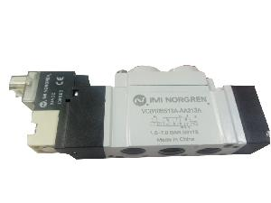 Norgren Vcb10b513a-Aa313a 1/8 Inch 24v Dc Solenoid Operated Valve