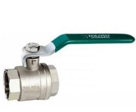 Zoloto 1 Inch Brass Forged Ball Valve