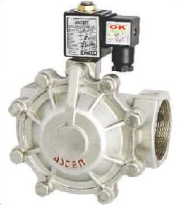 Asten Normally Close Pilot Operated Diaphragm Type Solenoid Valve Screwed End 15 Mm Asd-S-15