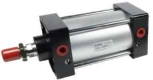 Akari Double Acting Non Magnetic Sc Series Cylinders 200 Mm 80mm