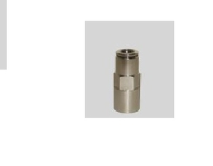 C.Matic 3/8 Inch Straight Connector With Female Thread Ma13 10 38