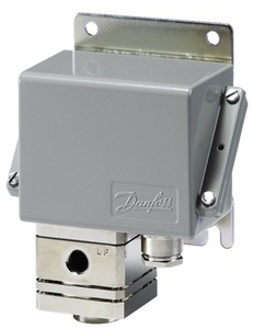 Danfoss Cas155 Differential Pressure Switch 060-313066