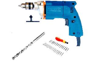 Dee Power Drill With 31 Pcs Screw Driver Set With 1 Masonry Bit