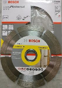 Bosch Diamond Cutting Disc Expert For Universal 110 X 20/16 X 10 Mm Segment