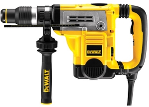 Dewalt D25601k 210-415 Rpm 1250 W Sds Max Combination Hammer